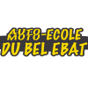 Logo AUTO ECOLE DE BEL EBAT