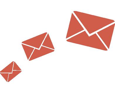 Nous contacter par mail